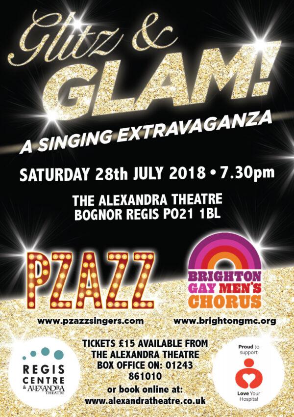 Glitz 'n' Glam!