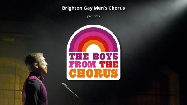 The Boys From The Chorus Simple Graphic
